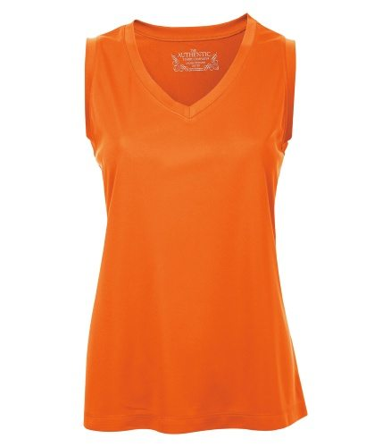 Custom Printed ATC L3527 Ladies' Pro Team Sleeveless Tee - 3 - Front View | ThatShirt