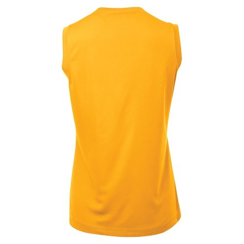 Custom Printed ATC L3527 Ladies' Pro Team Sleeveless Tee - 4 - Back View | ThatShirt