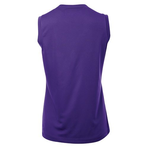 Custom Printed ATC L3527 Ladies' Pro Team Sleeveless Tee - 6 - Back View | ThatShirt