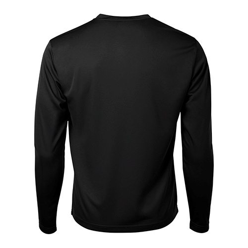 Custom Printed ATC S350LS Pro Team Long Sleeve Tee - 1 - Back View | ThatShirt