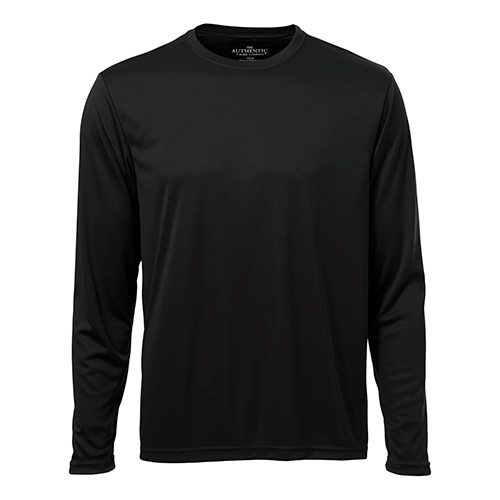 Custom Printed ATC S350LS Pro Team Long Sleeve Tee - Front View | ThatShirt