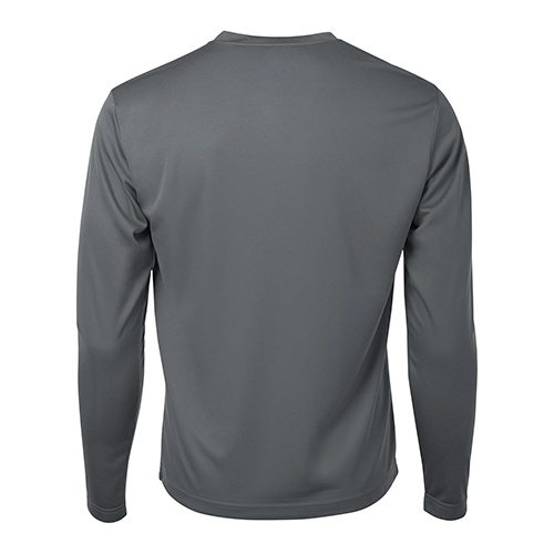 Custom Printed ATC S350LS Pro Team Long Sleeve Tee - 2 - Back View | ThatShirt