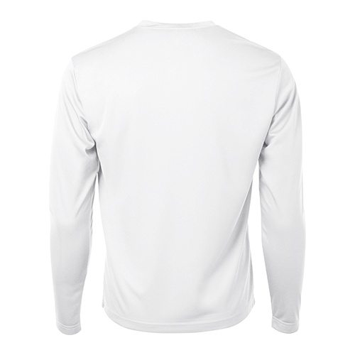 Custom Printed ATC S350LS Pro Team Long Sleeve Tee - 9 - Back View | ThatShirt