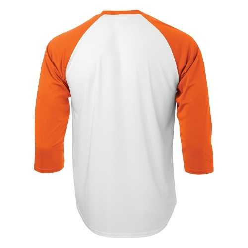 Custom Printed ATC S3526 Pro Team Baseball Jersey - 5 - Back View | ThatShirt