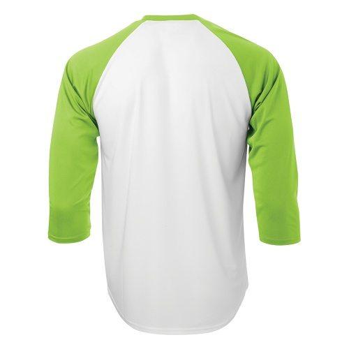 Custom Printed ATC S3526 Pro Team Baseball Jersey - 8 - Back View | ThatShirt