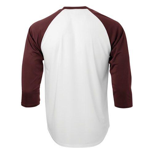 Custom Printed ATC S3526 Pro Team Baseball Jersey - 9 - Back View | ThatShirt