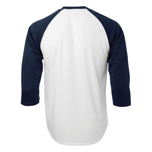 Custom Printed ATC S3526 Pro Team Baseball Jersey - 11 - Back View | ThatShirt