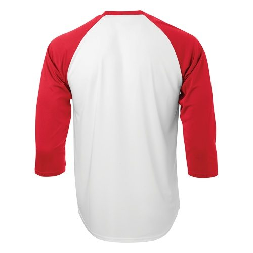 Custom Printed ATC S3526 Pro Team Baseball Jersey - 12 - Back View | ThatShirt
