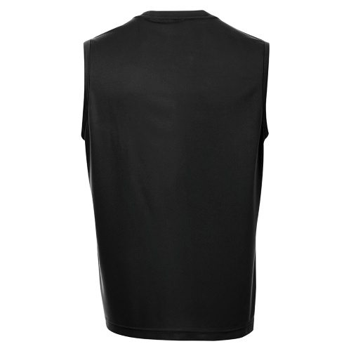 Custom Printed ATC S3527 Pro Team Sleeveless Tee - 1 - Back View | ThatShirt