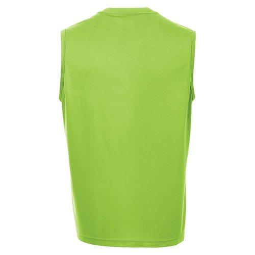 Custom Printed ATC S3527 Pro Team Sleeveless Tee - 6 - Back View | ThatShirt