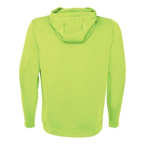 Custom Printed ATC Y2005 Youth Game Day Fleece Hooded Sweatshirt - 4 - Back View   ThatShirt