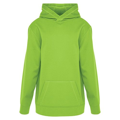 Custom Printed ATC Y2005 Youth Game Day Fleece Hooded Sweatshirt - Front View | ThatShirt
