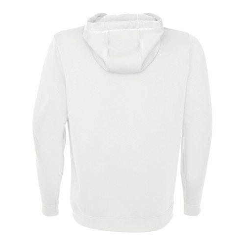 Custom Printed ATC Y2005 Youth Game Day Fleece Hooded Sweatshirt - 9 - Back View | ThatShirt