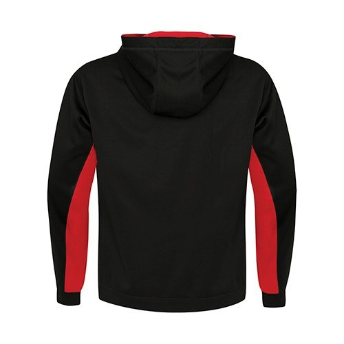 Custom Printed ATC Y2011 Youth Game Day Fleece Colour Block Hooded Sweatshirt - 2 - Back View | ThatShirt