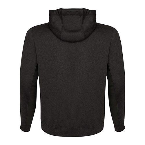 Custom Printed ATC Y2011 Youth Game Day Fleece Colour Block Hooded Sweatshirt - 4 - Back View   ThatShirt