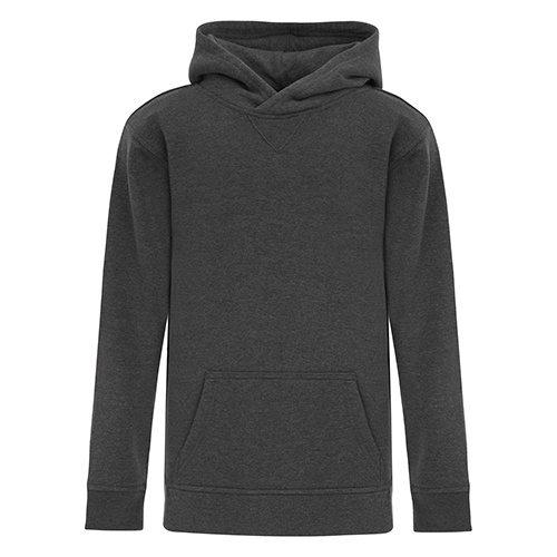 Custom Printed ATC Y2016 ES Active Hooded Youth Sweatshirt - Front View   ThatShirt