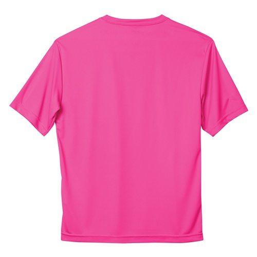 Custom Printed ATC Y350 Youth Pro Team Short Sleeve Tee - 6 - Back View | ThatShirt