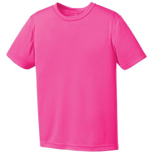 Custom Printed ATC Y350 Youth Pro Team Short Sleeve Tee - Front View   ThatShirt