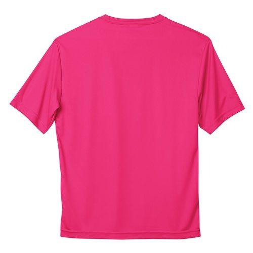 Custom Printed ATC Y350 Youth Pro Team Short Sleeve Tee - 18 - Back View | ThatShirt