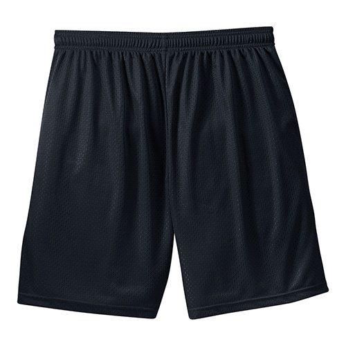 Custom Printed ATC Y3525 Youth Pro Mesh Shorts - 1 - Back View | ThatShirt