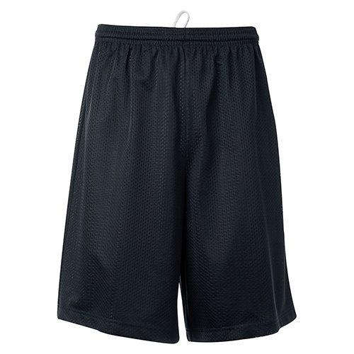 Custom Printed ATC Y3525 Youth Pro Mesh Shorts - Front View | ThatShirt