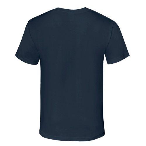Custom Printed Alstyle 1301 Cotton Unisex T-shirt - 17 - Back View | ThatShirt
