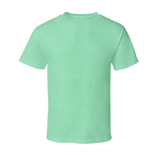 Custom Printed Alstyle 1301 Cotton Unisex T-shirt - 21 - Back View   ThatShirt