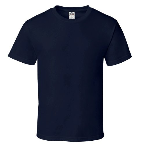 Custom Printed Alstyle 1301 Cotton Unisex T-shirt - Front View | ThatShirt