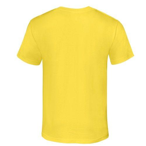 Custom Printed Alstyle 1301 Cotton Unisex T-shirt - 23 - Back View | ThatShirt
