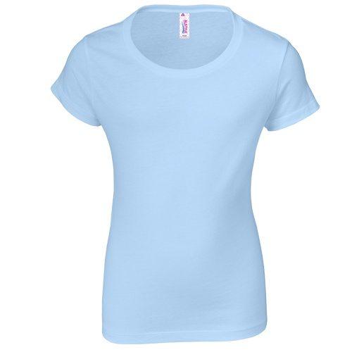 Alstyle 3362 Girls Jersey Short Sleeve Tee