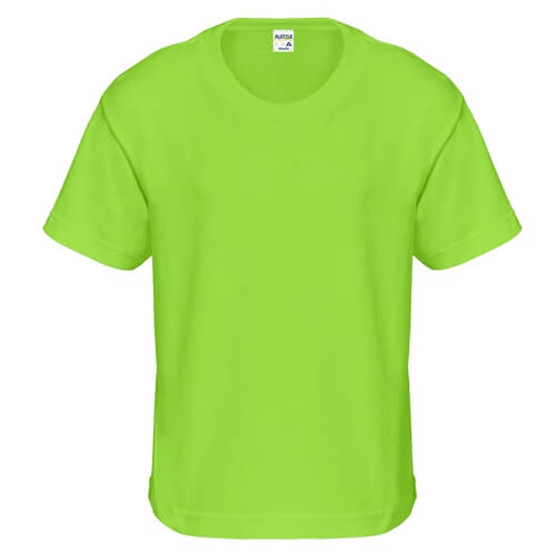 Alstyle 3381 Youth Full Fit Short Sleeve Tee