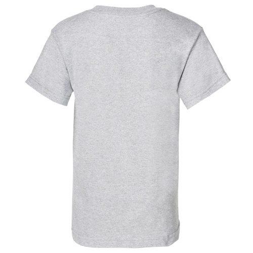 Custom Printed Alstyle 3382 Youth Regular Fit Short Sleeve Tee - 2 - Back View | ThatShirt
