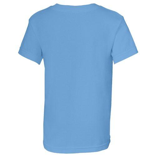 Custom Printed Alstyle 3382 Youth Regular Fit Short Sleeve Tee - 4 - Back View | ThatShirt