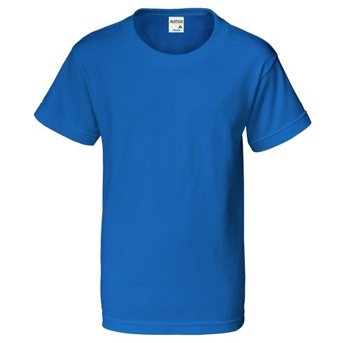 Alstyle 3382 Youth Regular Fit Short Sleeve Tee