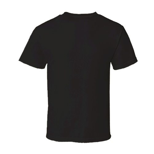 Custom Printed Alstyle 5301N Deluxe Adult Jersey Fitted Crew Neck T-Shirt - 2 - Back View | ThatShirt