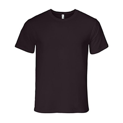 Custom Printed Alstyle 5301N Deluxe Adult Jersey Fitted Crew Neck T-Shirt - 10 - Front View | ThatShirt