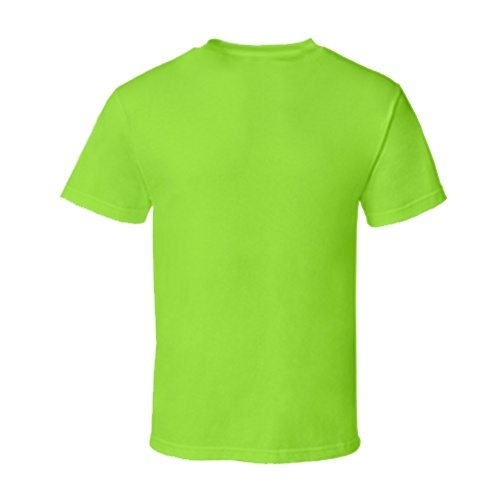 Custom Printed Alstyle 5301N Deluxe Adult Jersey Fitted Crew Neck T-Shirt - 0 - Back View   ThatShirt