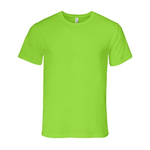 Alstyle 5301N Deluxe Adult Jersey Fitted Crew Neck T-Shirt