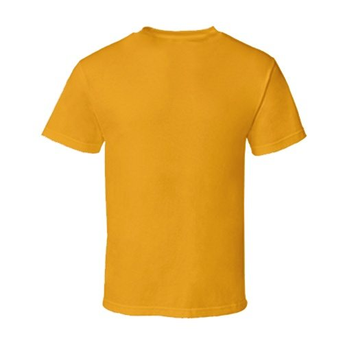 Custom Printed Alstyle 5301N Deluxe Adult Jersey Fitted Crew Neck T-Shirt - 16 - Back View | ThatShirt