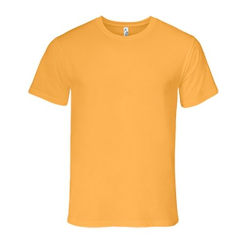 Custom Printed Alstyle 5301N Deluxe Adult Jersey Fitted Crew Neck T-Shirt - Front View | ThatShirt