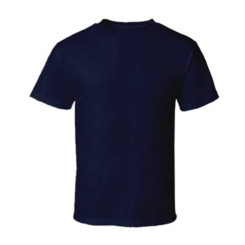 Custom Printed Alstyle 5301N Deluxe Adult Jersey Fitted Crew Neck T-Shirt - 17 - Back View | ThatShirt