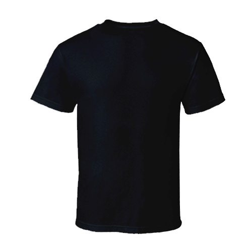 Custom Printed Alstyle 5301N Deluxe Adult Jersey Fitted Crew Neck T-Shirt - 32 - Back View | ThatShirt