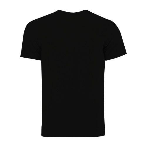 Custom Printed Bella + Canvas 3001 Jersey T-shirt - 5 - Back View | ThatShirt