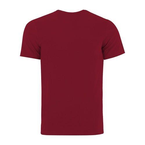 Custom Printed Bella + Canvas 3001 Jersey T-shirt - 9 - Back View   ThatShirt