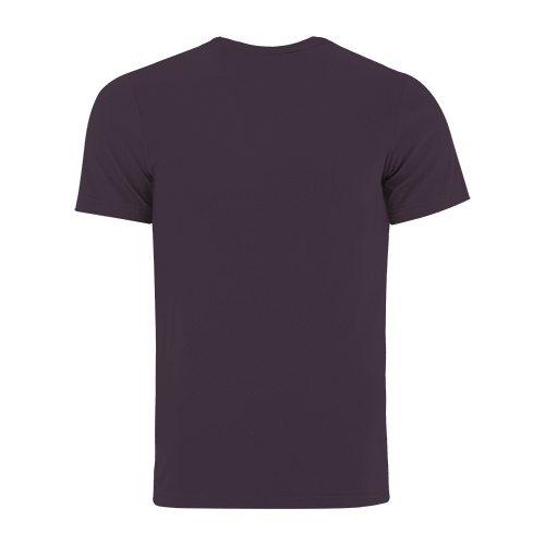 Custom Printed Bella + Canvas 3001 Jersey T-shirt - 10 - Back View   ThatShirt