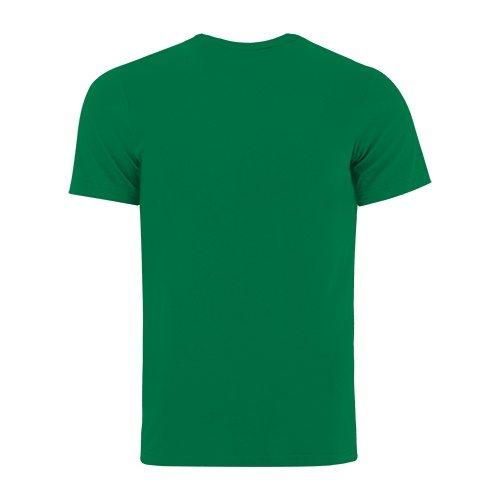 Custom Printed Bella + Canvas 3001 Jersey T-shirt - 14 - Back View   ThatShirt