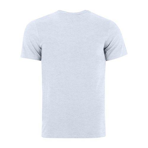 Custom Printed Bella + Canvas 3001 Jersey T-shirt - 15 - Back View | ThatShirt
