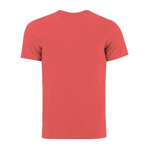Custom Printed Bella + Canvas 3001 Jersey T-shirt - 19 - Back View | ThatShirt