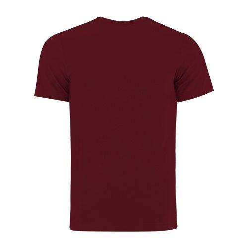 Custom Printed Bella + Canvas 3001 Jersey T-shirt - 26 - Back View   ThatShirt