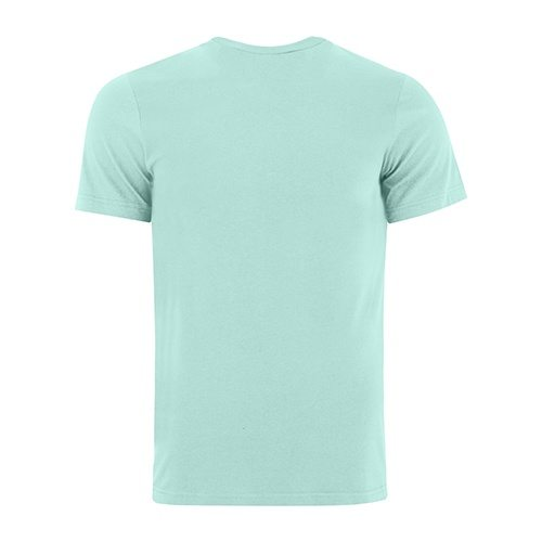 Custom Printed Bella + Canvas 3001 Jersey T-shirt - 27 - Back View   ThatShirt